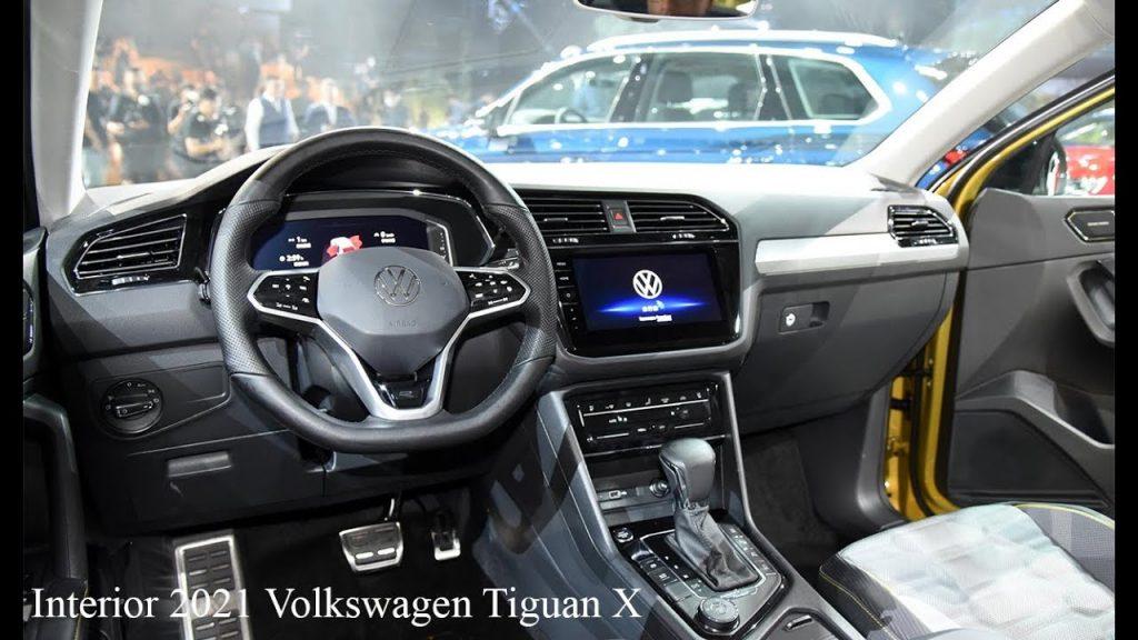 Volkswagen Tiguan X: lo que todo el mundo estaba esperando ...